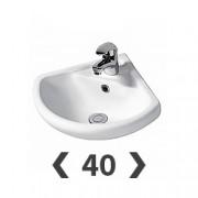 Раковины 40 см для ванной