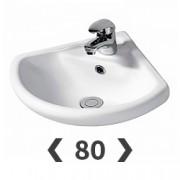 Раковины 80 см для ванной