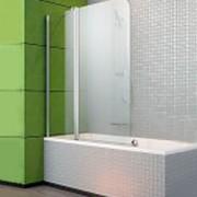 Двухпанельные шторки для ванны