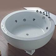 Круглые ванны