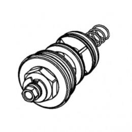 Картридж механической панели смыва для писсуара