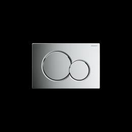 115.770.21.5 Geberit Sigma 01, Кнопка для инсталяции, цвет хром