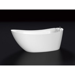 BB25 Ванна акриловая отдельностоящая BELBAGNO BB25