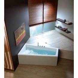 Акриловая ванна ALPEN Andra 170x90 R
