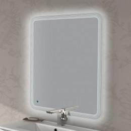 44998 Зеркало с орнаментом по периметру, со встроенной LED подсветкой и сенсорным выключателем Touch system 44998