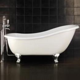 Devon&Devon Regina 2mrreginabidd Ванна чугунная на ножках 163*76 см