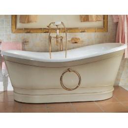 Ванна Lineatre 93500 отдельностоящая