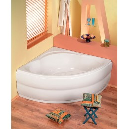 Акриловая ванна ALPEN Alexandra 140