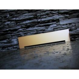13100061 Пристенный трап 360 мм PESTAN Confluo Wall Gold