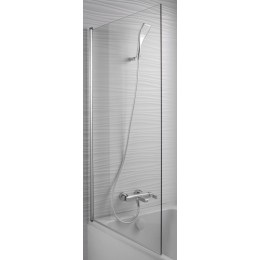E6D042-GA Jacob Delafon Struktura, Шторка для ванны, 80х140 см