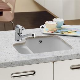 Villeroy&Boch Cisterna 6702 01 R1 Керамическая мойка под столешницу для кухни