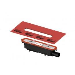TECE 673002 Сифон TECEdrainprofile стандартный DN 50 боковой слив