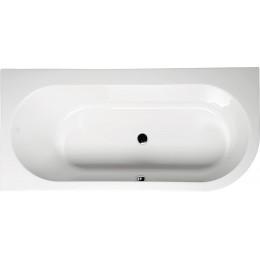 Акриловая ванна ALPEN Astra 165x80 L