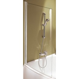 E4910-GA Jacob Delafon Micromega Duo, Шторка для ванны, 79х140 см