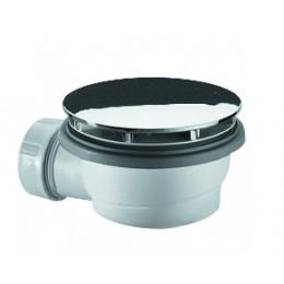 AD410510 CATALANO Слив сифонообразный для поддона VERSO,ROMA диаметр 90, высота 60 мм., хром