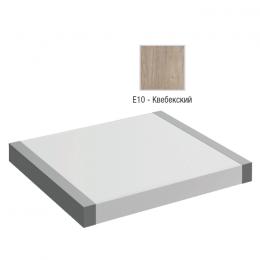 EB50-0700-E10 Jacob Delafon Parallel, Столешница под раковину,70х52 см, цвет квебекский дуб
