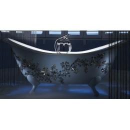 Чугунная отдельностоящая ванна Imperial SHERATON ZCI000104I