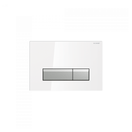 115.600.SI.1 Geberit Sigma, Кнопка для инсталяции, цвет белый