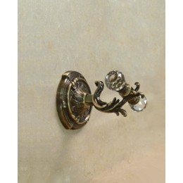 AM-1784-Br-C Крючок двойной подвесной ART&MAX AM-1784-C