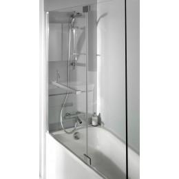 E4931-GA Jacob Delafon Adequation, Шторка для ванны, 100х140 см