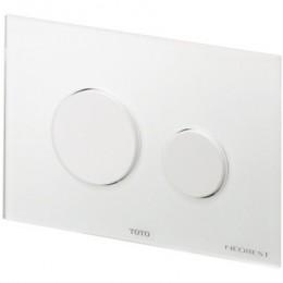 клавиша смыва toto neorest белая стекло E00003