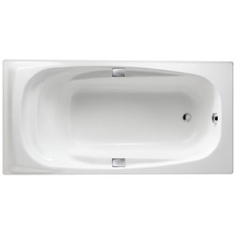 E2902-00 Jacob Delafon Super Repos, Ванна чугунная, 180 см