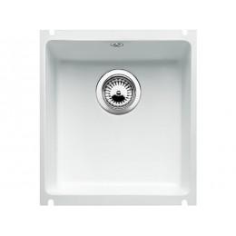 Мойка Blanco Subline 375-U Керамика PuraPlus Матовый белый 523728