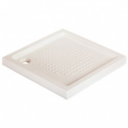 Душевой поддон керамический Migliore 80х80 ML.PDQ-28.370.BI