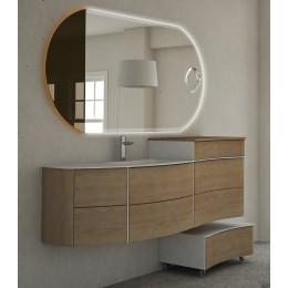 41881 Мебель для ванной комнаты CEZARES SOHO 150