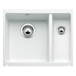 Мойка Blanco Subline 350/150-U Керамика PuraPlus Матовый белый 523743