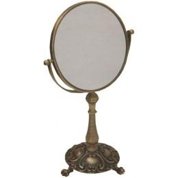 Зеркало оптическое настольное Migliore Elisabetta ML.ELB-60.118.BR/Бронзовое