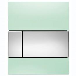 Панель смыва для писсуара TECEsquare Urinal стеклянная
