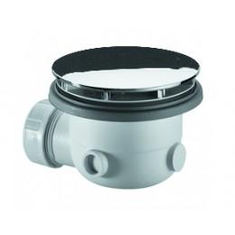 AC5010N CATALANO Слив сифонообразный для поддона VERSO,ROMA диам.90, высота 75 мм., хром