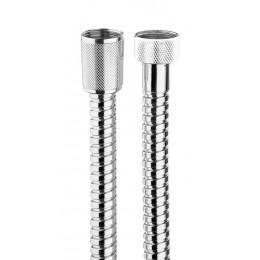 A00045.125.030 BOSSINI Шланг хром двойная оплетка 125 см (030)