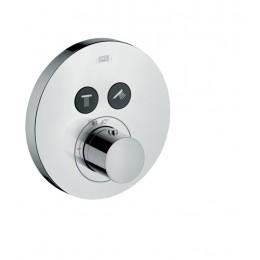 36723000 AXOR ShowerSelect Термостат, для 2 потребителей, СМ