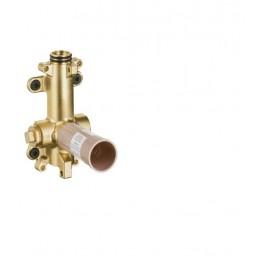 10971180 AXOR ShowerSolutions Запорный вентиль, скрытая часть, ½'