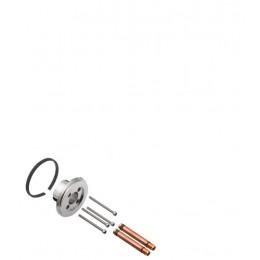 10980000 AXOR Starck Удлинение для душевой колонны, 28 мм