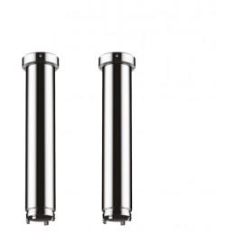 13603000 AXOR ShowerSolutions Удлинение для потолочного подсоединения ShowerHeaven 1200 / 300 4jet
