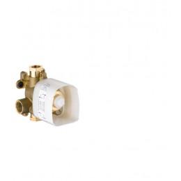 10754180 AXOR ShowerSolutions Скрытая часть для термостата 12x12, СМ, ¾'