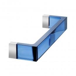 Полотенцедержатель Kartell by Laufen  3.8133.0.083.000.1  300 мм, пластик голубой.
