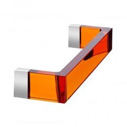 Полотенцедержатель Kartell by Laufen  3.8133.0.082.000.1  300 мм, пластик оранжевый.