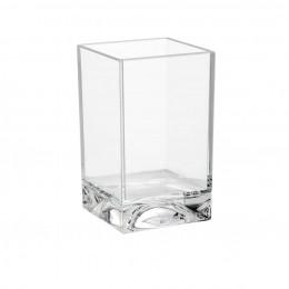 Стакан для зубных щеток Kartell by Laufen   3.8233.0.084.000.1   пластик прозрачный