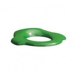 Сиденье  для унитаза без крышки LAUFEN  Flora Kids  8.9103.2.071.000.1  эргономичное, зеленое