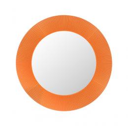 Зеркало круглое  Kartell by Laufen  3.8633.1.082.000.1 780 мм, пластик оранжевый