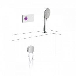 SHOWER TECHNOLOGY Электронный комплект для ванны с термостатом встроенный SHOWERTECHNOLOGY
