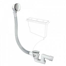 Сифон для ванны с дренажным трапом