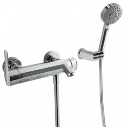 LEX-TRES Однорычажный смеситель для ванны и душа