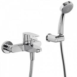 FLAT-TRES Однорычажный смеситель для ванны и душа