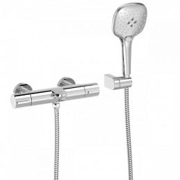 CANIGÓ-TRES Термостатический смеситель для ванны и душа