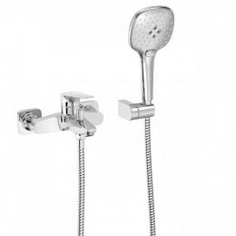 CANIGÓ-TRES PLUS Однорычажный смеситель для ванны и душа